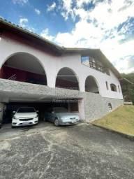 Casa de condomínio para alugar com 5 dormitórios em Retiro, Petrópolis cod:4442