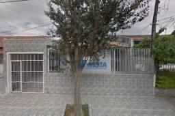 Casa com 3 dormitórios para alugar, 130 m² por R$ 1.400,00/mês - Cajuru - Curitiba/PR