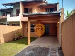 Sobrado com 3 dormitórios à venda, 134 m² por R$ 435.000,00 - Cajuru - Curitiba/PR