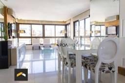 Apartamento com 2 dormitórios para alugar, 91 m² por R$ 5.500,00/mês - Bela Vista - Porto