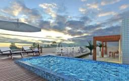 Apartamento com 2 dormitórios à venda, 76 m² por R$ 490.000,00 - Cabo Branco - João Pessoa