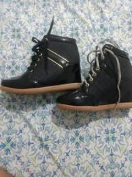 Sapato Solado HRX Preto