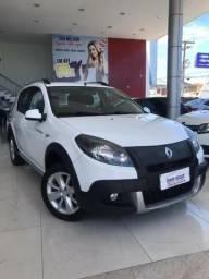 Renault Sandero 1.6 Automatico 2014 - Troco e Financio (Aprovação Imediata) - 2014