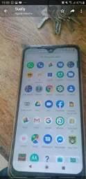 Smartphone, Motorola, Moto G7 Plus, XT1965-2, 64 GB, 6. 24, Indigo