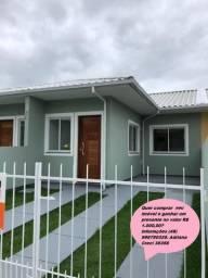 Casa, No Bairro Bela Vista Na Palhoça SC. Financiamento MCMV