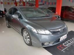 Civic Sed. LXL/ LXL SE 1.8 Flex 16V Aut. - 2011