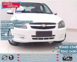 Chevrolet Branco celta 1.0 flex manual 2015 R$ 15.435,00 - 2015