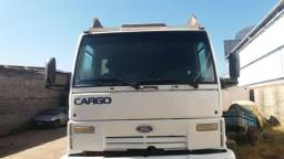 Caçamba Ford Cargo Traçada Bitruck - 2005