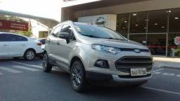 FORD NEW ECOSPORT FREESTYLE 1.6 16V P.SHIFT FLEX Prata 2016/2017 - 2016