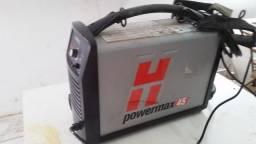Plasma Hypertherm Power Max 45 + Tocha Mecânica