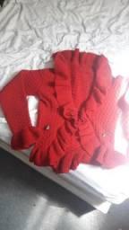 Blusa de lã P