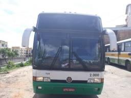Ônibus 50 lugares com ar motor o400 Mercedes Benz 354cv