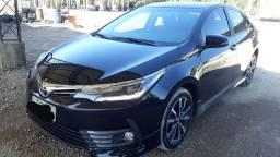 Corolla 2018 XRS, único dono, completo !