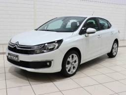 Citroën C4 Lounge LOUNGE FEEL 1.6 TURBO FLEX AUT.
