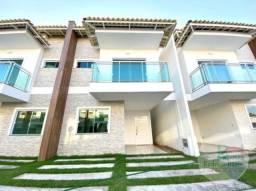 Casa com 3 dormitórios para alugar, 104 m² por R$ 1.300,00/mês - Lagoinha - Eusébio/CE