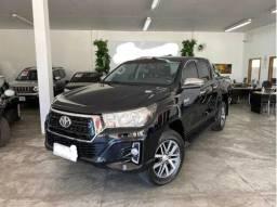 A venda ! Toyota Hilux Hilux 2.8 Srv 4×4 Cd 16v Diesel 4p Aut
