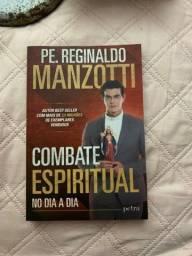 Título do anúncio: combate espiritual no dia a dia - Pe Reginaldo