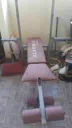 Estação de Musculação (leia o anúncio)