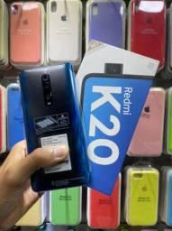 Promoção relâmpago - Smartphone Xiaomi com câmera retrátil e de 128 gigas - Redmi K20