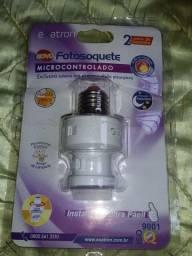 Fotossoquete microcontrolado