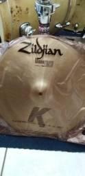 """""""oportunidade""""Crash Zildjian K Dark 16 Thin Crash"""