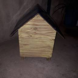 Casa de cão porte médio . *