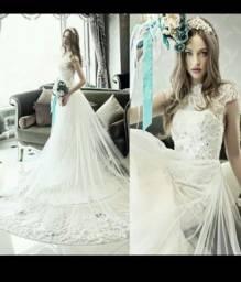 Título do anúncio: Vestido de Noiva Wedding Dress