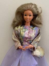 Barbie Estrela Antiga Anos 80