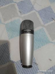Microfone Condensador SAMSON C-01