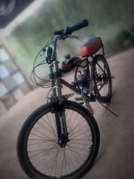 Vendo ou troco motorizada 100cc