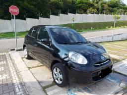 Título do anúncio: Nissan March 1.0S 16V 2011/2012