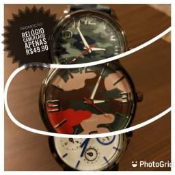 Grande Variedades De Relógios Por Apenas - R$49,90 - Trabalhe Conosco