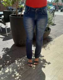 Calça Jeans Feminino - Tam 34