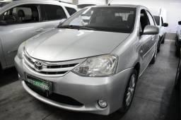 Toyota etios sedan 2013 1.5 xls sedan 16v flex 4p manual