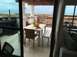 Apartamento à venda com 3 dormitórios em Porto das dunas, Aquiraz cod:DMV481