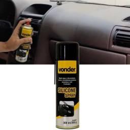 Silicone em Spray Automotivo Vonder 300ml