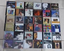 CD'S - LOTE C/216 CD'S / MPB