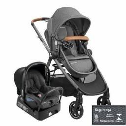 Carrinho Maxi Cosi Anna com bebê conforto e isofix