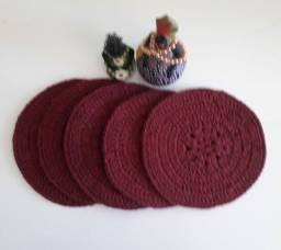 Porta panela em crochet