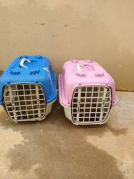 Caixas de transporte pra cachorro