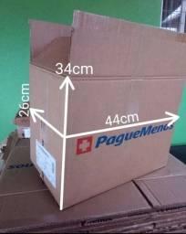 Caixa de papelão 2. *