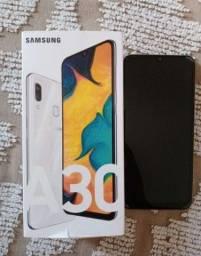 Samsung A30 com garantia estendida até 2024