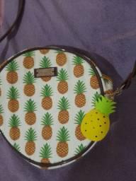 Bolsa abacaxi
