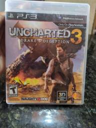 Vendo Uncharted 3 ps3
