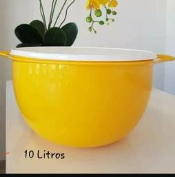 Tigela criativa tupperware 10 litros