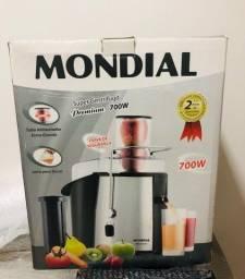 Título do anúncio: Centrífuga de sucos Mondial Premium