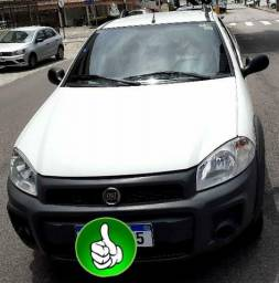 Fiat Strada Ano 2020 HD WK