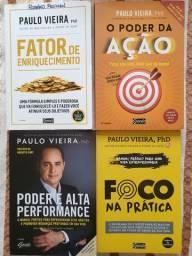 Livros de Paulo Vieira
