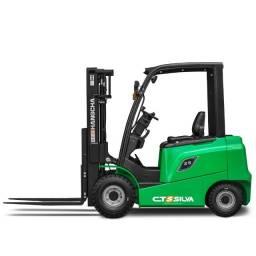 Título do anúncio: Empilhadeira Contrabalançada Elétrica Série E 4-rodas | 2,5 toneladas