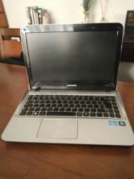 """Notebook Samsung Sf 311 """""""" ZERADO"""""""" i 3"""